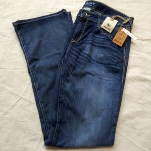 Ariat Iron Rose Ultra Stretch Bootcut Jeans